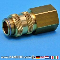 VAUPEL Raccord rapide pour tuyaux de creux