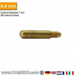 Hohlraumdüse 0,4 mm für Hohlraumsonden