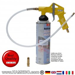 VAUPEL 2000 HGS Underbody Coating and Cavity Protection Air Gun