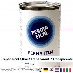 PERMA FILM Unterbodenschutz Transparent / Klar 1 Liter