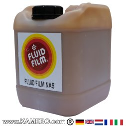 FLUID FILM NAS Olio Antiruggine 5 Litri