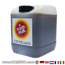 FLUID FILM Liquid A Olio Antiruggine 5 Litri