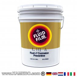 FLUID FILM Liquid A Antirust Oil 20 Litres