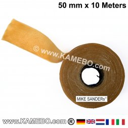 MIKE SANDER's Fettband 50 mm x 10 Meter