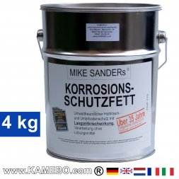 MIKE SANDER's GRAISSE ANTICORROSION 4 Kg