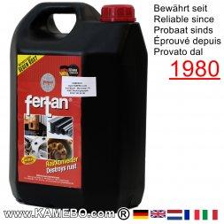 FERTAN ROSTUMWANDLER 5 Liter
