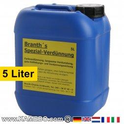BRANTH's Spezial Verdünnung 5 Liter