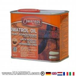 OWATROL RUSTOL Öl Rostversiegelung 0,5 Liter
