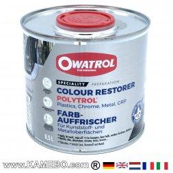 POLYTROL Kunststoff- und Lackpflege 0,5 Liter