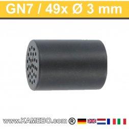Nadelplatte 3 mm für AirApp Nadelentroster GN7