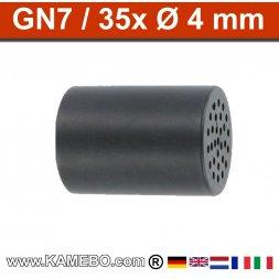 Nadelplatte 4 mm für AirApp Nadelentroster GN7