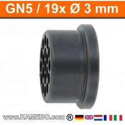 Nadelplatte  3 mm für AirApp Nadelentroster GN5