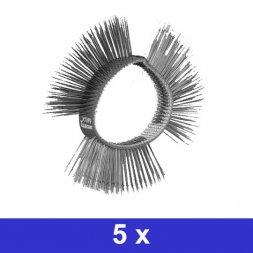 RODCRAFT MBX Bürstenbänder BU018-5 23 mm 5 Stück