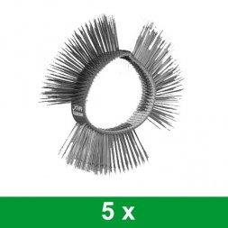 RODCRAFT MBX Bürstenbänder BU017-5 23 mm 5 Stück