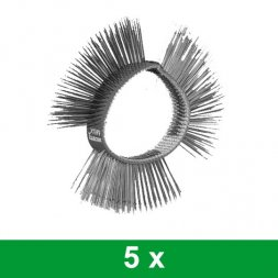 RODCRAFT MBX Bürstenbänder BU028-5 11 mm 5 Stück
