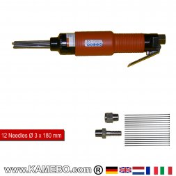 NITTO JT-20 Pneumatic Needle Scaler
