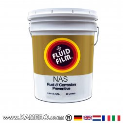 FLUID FILM NAS Rostschutzöl 20 Liter