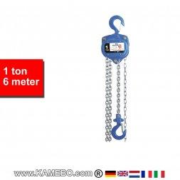 Flaschenzug HJC-1000/6 1 Tonne