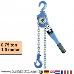 Kettenzug Hebelzug HJC-L750/1.5