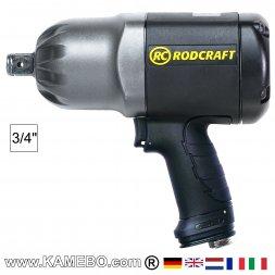 RODCRAFT Druckluft-Schlagschrauber RC2377