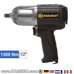 RODCRAFT Druckluft-Schlagschrauber RC2277 The Beast