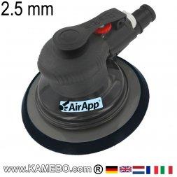 AirApp Druckluft Exzenterschleifer SE11