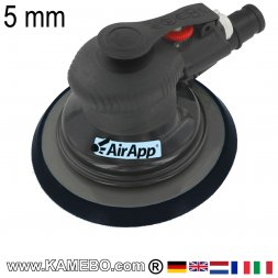 AirApp Druckluft Exzenterschleifer SE12